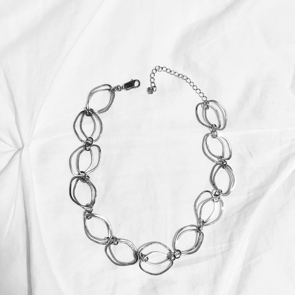 Jewelry - Adjustable Necklace with double links